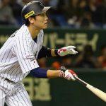 野球のスイング!坂本勇人のバッティングフォーム